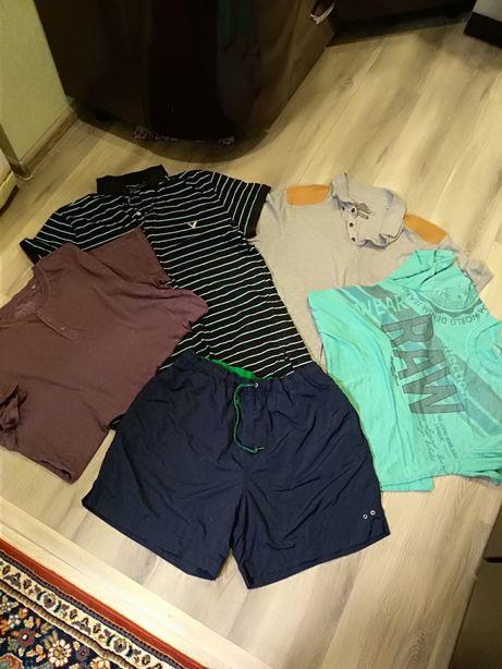 Шорты, футболки летние мужские недорого
