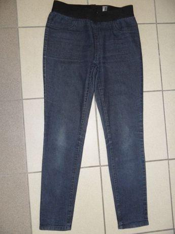 NEW LOOK spodnie jeansy dżinsy rurki