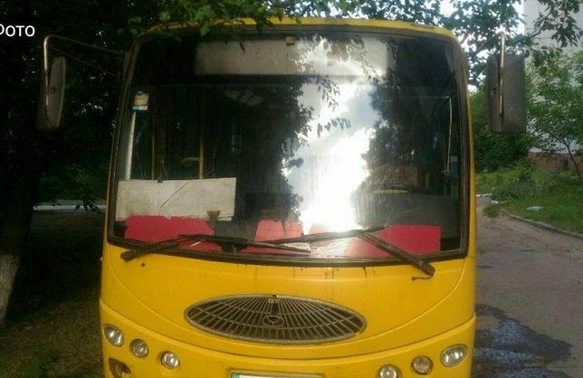 Два Автобуса ПАЗ