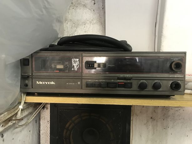 магнитофон Mayk240 s1
