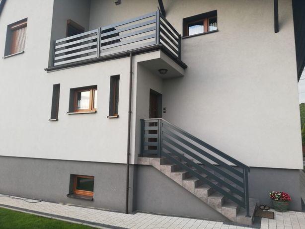 Balustrada, balkon, ogrodzenie. KRÓTKIE TERMINY REALIZACJI!