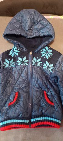 Куртка на флисе на мальчика