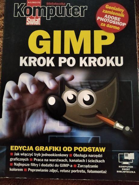 Komputer GIMP krok po kroku