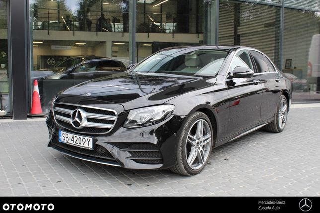 Mercedes-Benz Klasa E Mercedes - Benz E 220d 4matic Oferta