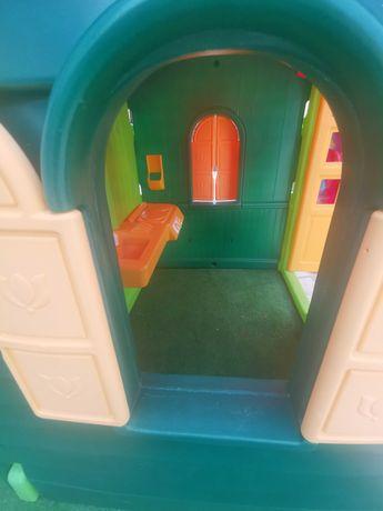 Casa de jardim / Brincar Criança - Impecável