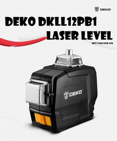 Nivel Laser auto-nivelante 12 Linhas verde