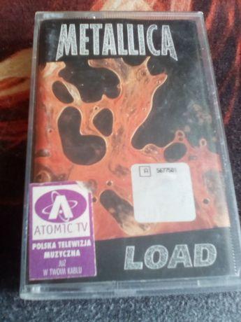 Kaseta Metallica LOAD