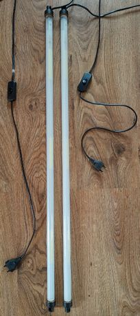 2x świetlówka LED Akwarium Aquael Glossy Leddy 100 plant 18W