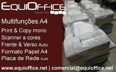 Barato: Impressora Multifunções Ricoh Aficio MP161 Porto