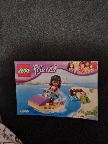 Lego Friends mota de água