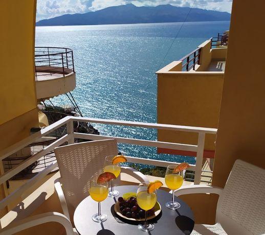 Albania, apartament w Saranda tuż przy morzu z dwiema sypialniami
