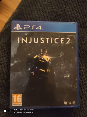 PS4 Injustice 2 Gra