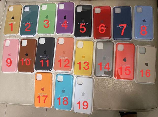 Apple Capas iPhone 6/7/8/X/XR/XS/XS Max/11/11Pro/12/12mini/12pro/13pro