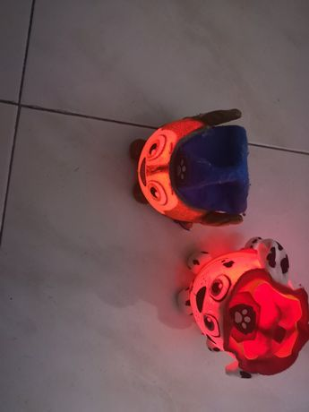 Bonecos da patrulha pata