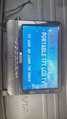 Mini monitor, radio, tv, wyswietlacz reklam i promocji