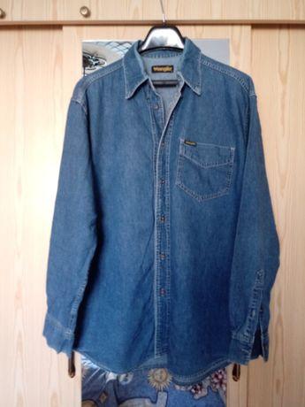 Koszula jeansowa Wrangler L