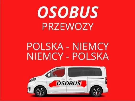 Przewozy do Niemiec Przewóz Osób Bus Busy do Niemiec Osobus Niemcy