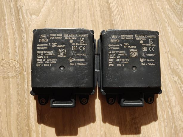 Радары системы BLIS для Ford Focus 4