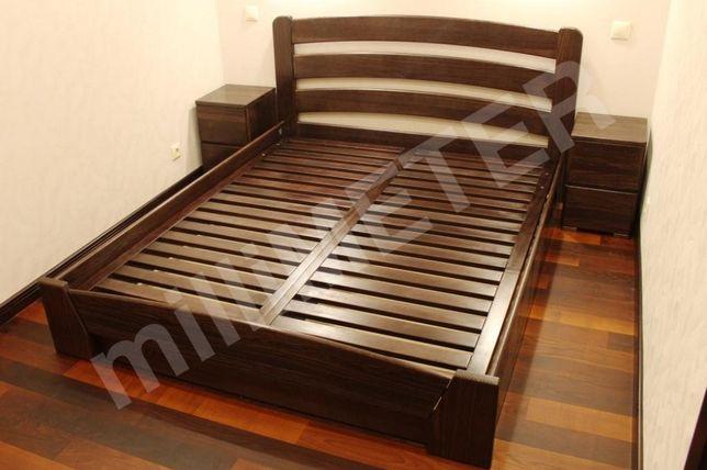 кровать двуспальная Селена Аури