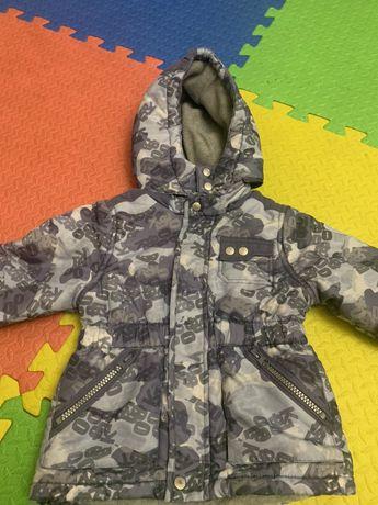 Детские курточки Chicco, H&M