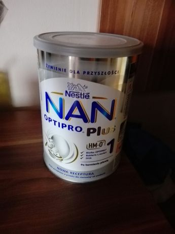 Mleko NAN opti pro plus 1 mala puszka 400 gr nowe
