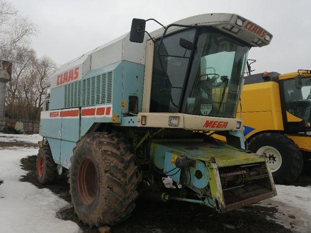 Комбайн Mega 208