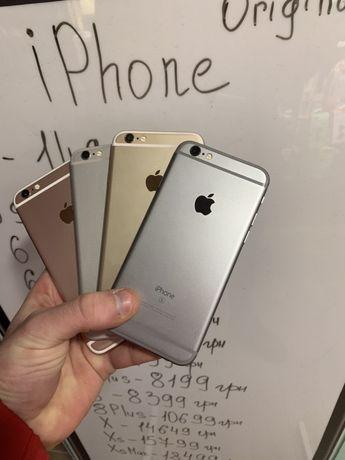 iPhone 6S 16/32/64GB Рассрочка Купить Айфон Оригинал Гарантия Магазин
