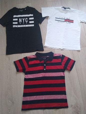 Koszulki spodenki koszulka 146/152
