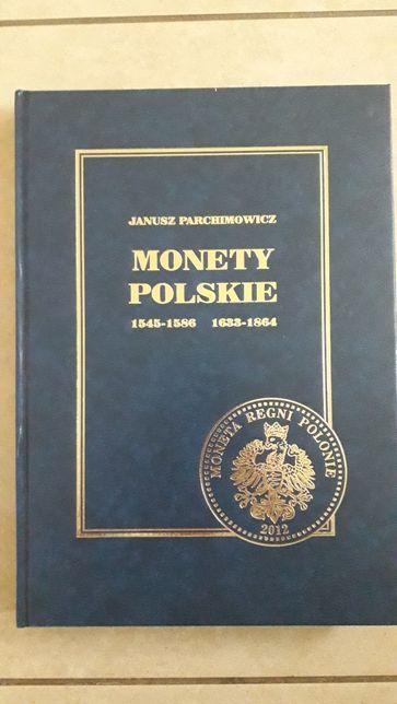 Monety Polskie Janusz Parchimowicz