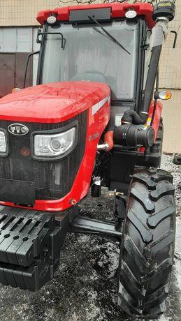 Трактор YUTO рассрочка без%