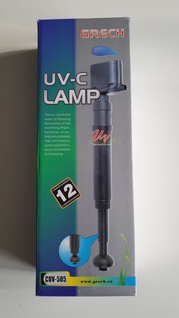Lampa UV-C CUV-505