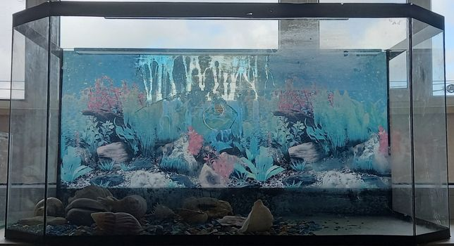 Продам акварим  на 30 л