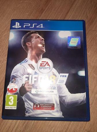 Gra Fifa 18 , PS4