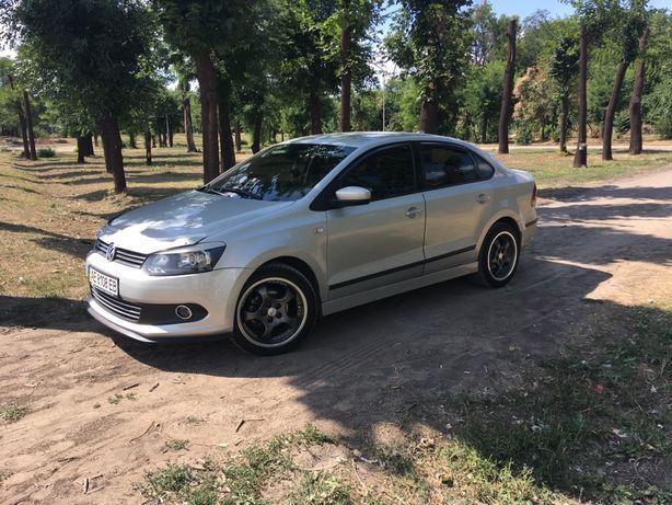 Volkswagen polo sedan 2012 Comfort-lain