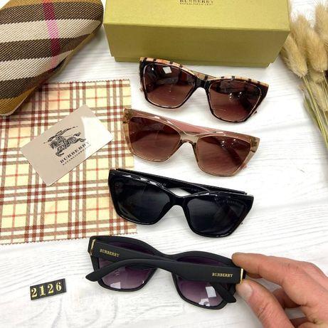 Солнцезащитные очки женские Барбери 2021