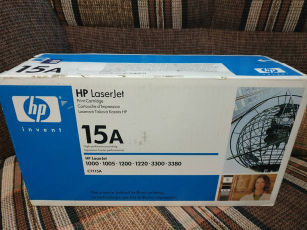 Картридж HP 15A C7115A