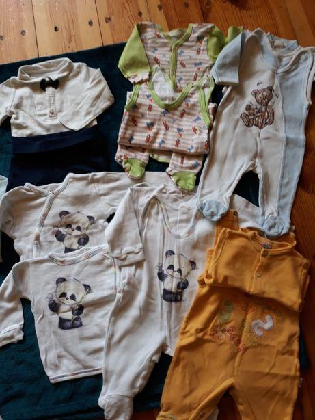 Ciuszki dziecięce 56-62