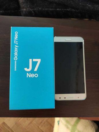 Продам смартфон Samsung galaxy j7 Neo 16GB