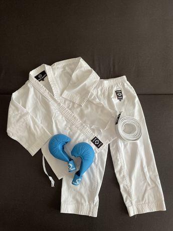 Кимоно budo-nord для каратэ + накладки на руки