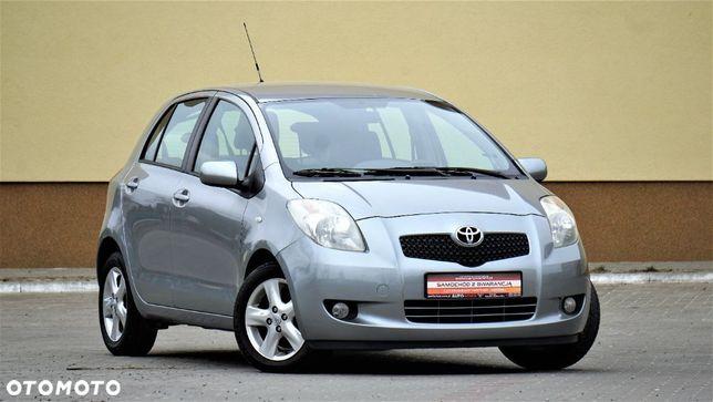 Toyota Yaris 1.3 Benzyna  Klimatronic  5drzwi  145tyś Przebiegu