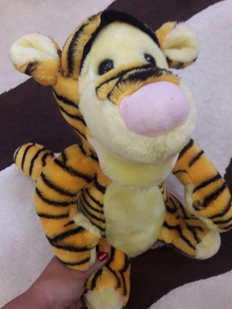 мягкие игрушки : тигр и лунтик