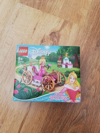 Klocki Lego 43173 Disney Princess 62 pcs Królewska Karoca Aurory NOWE