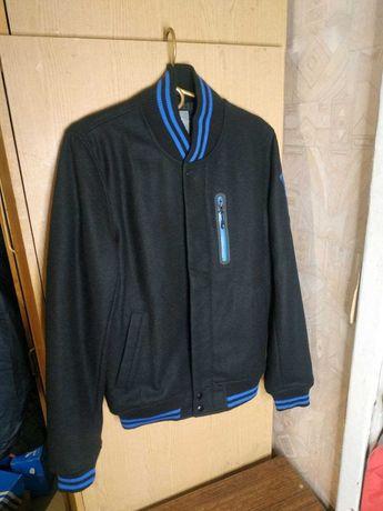 Nike bomber jacket brazil wool осень весна евро зима s
