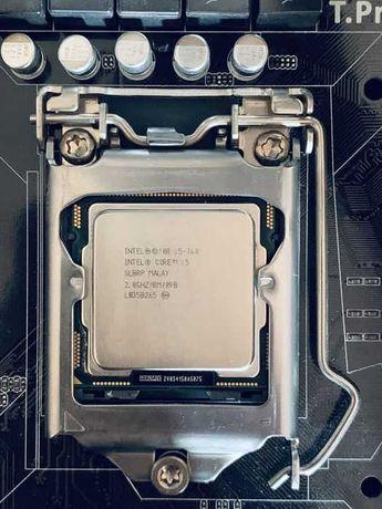 Procesor Intel Core I5 - 760 /4 rdzenie/s1156/ Super Szybki