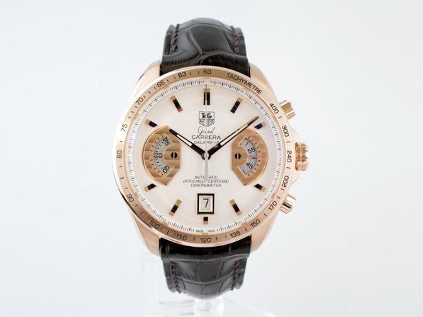 Мужские бу часы TAG Heuer Grand Carrera 43 мм
