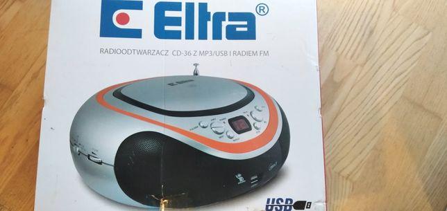 Radioodtwarzacz Eltra CD36