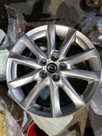 Диск Mazda 3 R18 (состояние отличное)