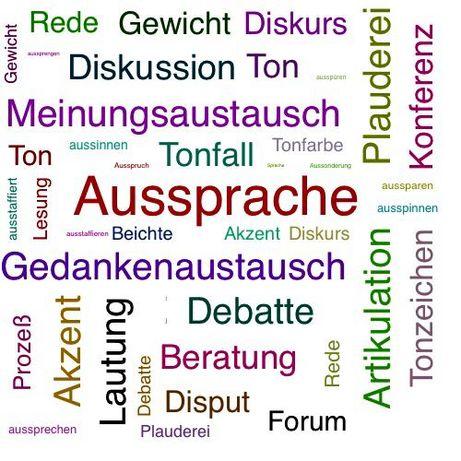 pronunciação ou explicação de Alemão