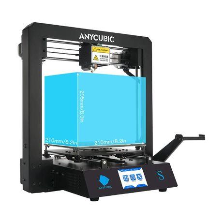 3D принтер Anycubic I3 Mega-S Акция купить Оригинал