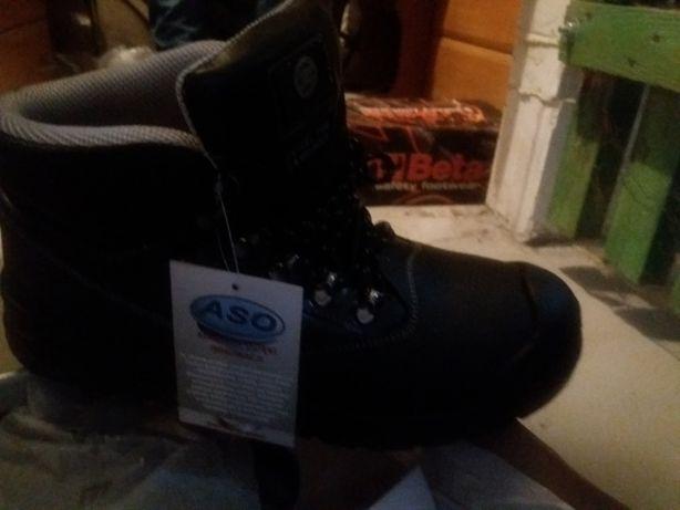 Buty robocze nowe ASO